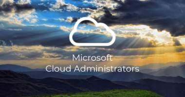 Microsoft Cloud Administrators
